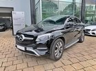 Bán xe Mercedes GLE400 Couple đen 2018 chính hãng. Trả trước 1 tỷ 400 triệu nhận xe