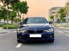 BMW 320i LCI model 2017 màu xanh cavansize / kem, đăng ký cuối 2017