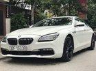 Bán BMW 6 Series 640i 2017, màu trắng, nhập khẩu