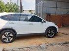 Cần bán lại xe Honda CR V 2.4AT đời 2017, màu trắng