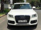 Cần bán lại xe Audi Q5 2.0 đăng ký lần đầu 2014, màu trắng, nhập từ Nhật