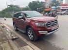 Cần bán xe Ford Everest năm 2017, màu đỏ