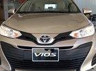 Cần bán xe Toyota Vios 1.5E MT đời 2019, xe mới 100%