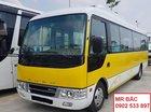 Thaco 22 - 29 chỗ/Fuso Rosa, động Cơ Mitsubishi nhật bản/trả góp 70%, LH 0938 900 846