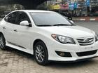 Bán ô tô Hyundai Avante đời 2012 màu trắng, 399 triệu