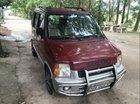 Bán Suzuki Wagon R+ năm sản xuất 2002, màu đỏ, giá chỉ 92 triệu