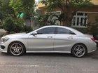 Bán Mercedes CLA class đời 2014, màu bạc, nhập khẩu