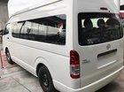 Cần bán Toyota Hiace đời 2018, màu trắng, nhập khẩu nguyên chiếc, giá tốt