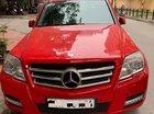 Cần bán xe Mercedes GLK 300 đời 2009, màu đỏ