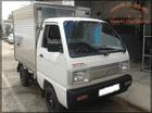 Bán xe Suzuki Super Carry Truck thùng kín 500 KG