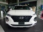 Bán Hyundai Santa Fe 2019, màu trắng, xe nhập, giá chỉ 995 triệu
