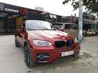 Cần bán xe BMW X6 XDrive sản xuất năm 2008, màu đỏ, xe nhập, giá tốt