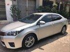 Cần bán lại xe Toyota Corolla altis 1.8G AT năm sản xuất 2016, màu bạc, xe nhập chính chủ
