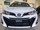 Bán Toyota Yaris G đời 2019, màu trắng, nhập khẩu nguyên chiếc