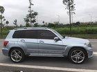 Xe Mercedes GLK250 AMG 4Matic đời 2013, màu bạc chính chủ