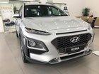Bán xe Hyundai Kona 1.6 Turbo đời 2019, màu bạc