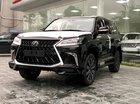 Bán xe Lexus LX 570 Super Sport năm sản xuất 2019, màu đen, nhập khẩu nguyên chiếc, LH 0905098888 - 0982.84.2838