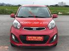 Bán Kia Picanto 1.25 AT Limited đời 2013, màu đỏ