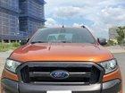 Cần bán Ford Ranger Wildtrak 3.2L đời 2016, màu cam, nhập khẩu nguyên chiếc, 740tr