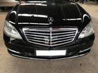 Cần bán Mercedes S400 2011 màu đen, máy xăng điện