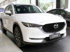 Bán Mazda CX 5 2019 trắng ngọc trai, khuyến mại siêu hấp dẫn tháng 8 - LH 0963 854 883
