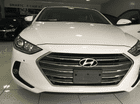 Bán Hyundai Elantra sản xuất 2017, màu trắng, 625 triệu