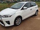 Bán ô tô Toyota Yaris 1.5G sản xuất năm 2017, màu trắng, xe nhập