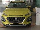 Bán Hyundai Kona 1.6 Turbo 2019, màu vàng, giá chỉ 735 triệu