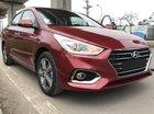 Hyundai Hà Đông bán Hyundai Accent 2019 cửa gió hàng ghế thứ 2 giao ngay, giá cực tốt, KM cực cao, trả góp 90%