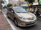 Bán ô tô Toyota Sienna LE năm sản xuất 2008, màu kem (be), nhập khẩu nguyên chiếc