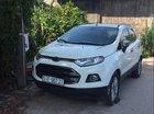 Bán Ford EcoSport 2016, màu trắng, xe nhập, số tự động