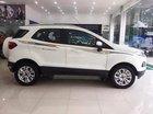 Bán Ford EcoSport 1.5 Titanium sản xuất 2017, màu trắng, giá tốt