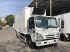 Bán xe Isuzu NQR550 thùng đông lạnh, sản xuất năm 2019, màu trắng, trả góp 80%