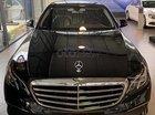 Bán ô tô Mercedes E200 2018, màu đen, mới 100%