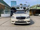 Cần bán xe Mercedes-Benz S class sản xuất 2010 màu Trắng, giá tốt, xe nhập