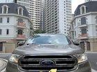 Bán Ford Everest Titanium năm sản xuất 2016, màu vàng, nhập khẩu