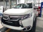 Bán Mitsubishi Pajero Sport nhập khẩu nguyên chiếc từ Thái Lan, tiết kiệm nhiên liệu, xe có sẵn giao ngay