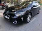Gia đình cần bán 1 xe Toyota Camry 2.5Q đời 6/2018, màu đen, số tự động, nút đề thông minh