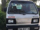 Bán gấp Suzuki Super Carry Van đời 2000, màu trắng