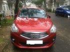 Bán Mitsubishi Attrage MT 2017, màu đỏ, nhập khẩu Thái