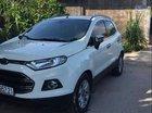 Bán Ford Ecosport sản xuất cuối năm 2016 số tự động, bản Titanium cửa sổ trời, màu trắng