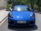 Bán ô tô Porsche Cayman, màu xanh lam nhập khẩu nguyên chiếc