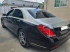 Cần bán gấp Mercedes-Benz S400 đăng ký 2016, màu đen, nhập khẩu nguyên chiếc