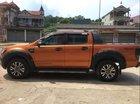 Bán xe Ford Ranger Wildtrak 3.2 4x4AT đời 2016, màu nâu, chính chủ