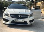 Bán Mercedes-Benz CLA45 AMG sản xuất 2014 màu trắng, 1 tỷ 310 triệu nhập khẩu nguyên chiếc