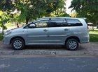 Bán Toyota Innova sản xuất năm 2014, màu bạc, nhập khẩu chính chủ giá cạnh tranh