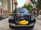 Bán Ford Everest đời 2008, màu đen số sàn