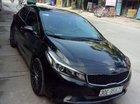 Cần bán Kia Cerato năm sản xuất 2017, màu đen chính chủ