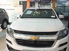 Cần bán xe Chevrolet Trailblazer LT 2.5L 4x2 MT sản xuất năm 2018, màu trắng, nhập khẩu nguyên chiếc, 800 triệu