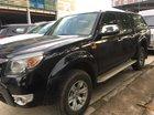 Cần bán xe Ford Ranger số sàn, 2 cầu, màu đen, đời 2010
